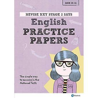 HERZIEN van belangrijke fase 2 SATs Engelse herziening praktijk Papers (herzien metgezellen)