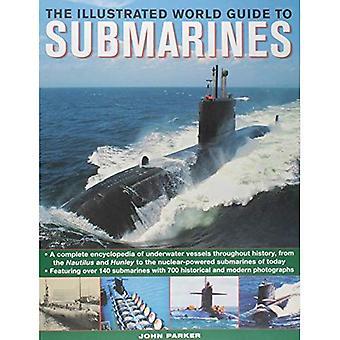 Den illustrerade värld guiden till ubåtar