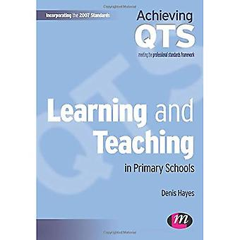 Learning and Teaching in Primary Schools (Achieving QTS)