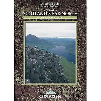 Marcher dans l'extrême nord de l'Ecosse: 62 randonnées en montagne (montagnes de Cicerone britannique)