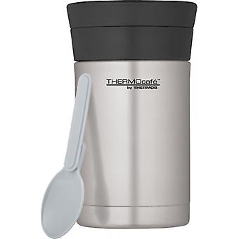 Stainless Steel 500ml ThermoCafe Darwin Food Flask