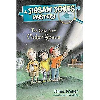 Jigsaw Jones: The Case from Outer Space (Jigsaw Jones)