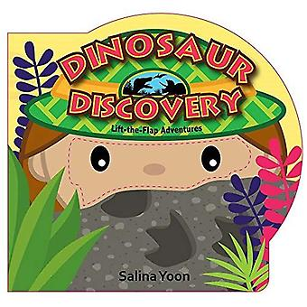 Dinosaur Discovery (Lift-the-flap Adventures) [Board book]