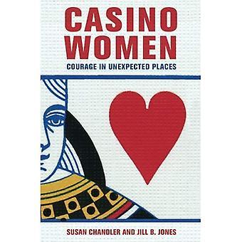 Casino kvinnor: Mod på oväntade platser
