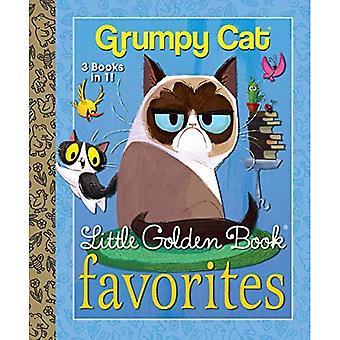 Grumpy Cat Little Golden Book Favorites (Grumpy Cat)