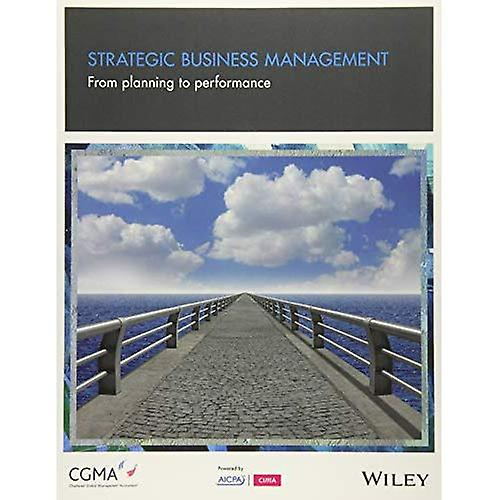 Strategic Affaires ManageHommest  From Planning to Perforhommece