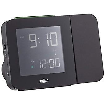 Unisex adulto-Braun despertador BNC015BKEU-RC