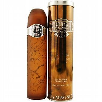 CUBA MAGNUM BLACK Edt spray 125 ml