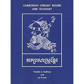 Kambodschanische literarische Leser und Glossar von Huffman & Franklin E.