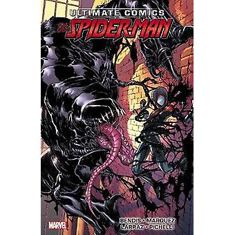 Miles Morales Ultimate Spiderman Ultimate Collection Book by Brian Michael Bendis