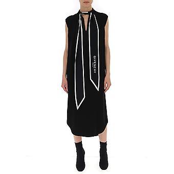 Givenchy sort Viscose kjole
