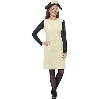 Shaun la pecora Shaun di pecore costume ladies dress