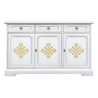 3 Ante cupboard and 3 drawers