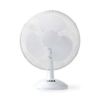 Ventilador de mesa 40 cm-Blanco