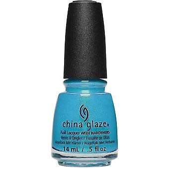 China Glaze Nail Polish Collection - Mer-Made For Bluer Waters (84199) 14ml