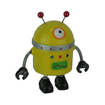 Printemps bras Retro Robot tirelire tirelire