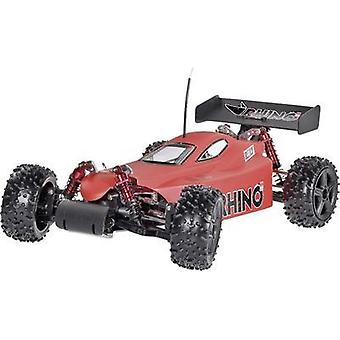 Reely Brushed 1:10 RC model car Electric Buggy 4WD RtR 2,4 GHz