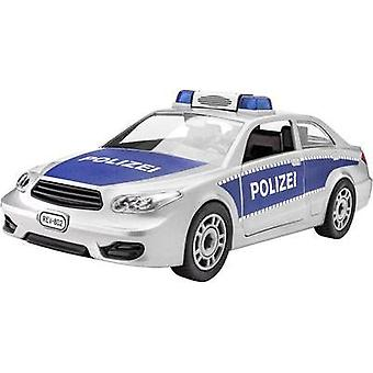 Revell 00802 Junior Kit Polizei Car model assembly kit