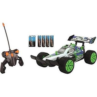 Dickie Toys 201119452 Dirt Slammer 1:16 RC model car for beginners Electric Buggy RWD