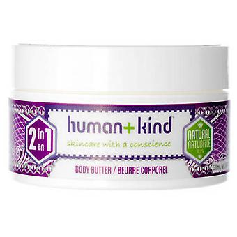 Human+Kind body Butter (Woman , Cosmetics , Body Care , Moisturizer and nourishing)