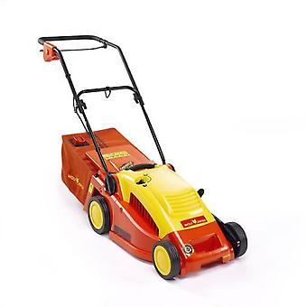Outils Wolf Electric Lawnmowers To Push 40 Cm, 230V - 1,4Kw, Mulching Function
