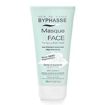 Byphasse Purifying Facial Mask 150Ml Home Spa Experience (Green)