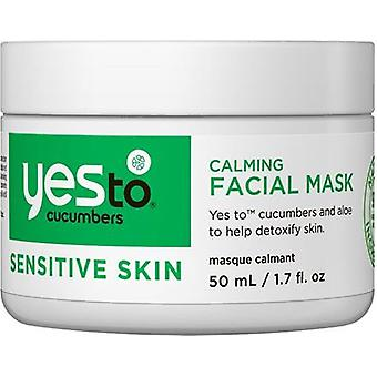 Yes To Cucumbers Facial Mask