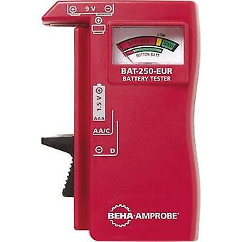 battery tester Beha Amprobe BAT-250-EUR