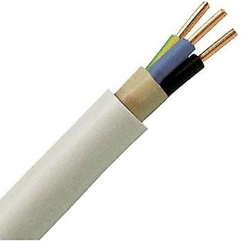 Sheathed cable NYM-J 3 G 1.5 mm² Grey Kopp 150810841 10 m