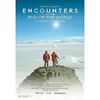 Encounters at the End of the World Movie Poster (11 x 17)