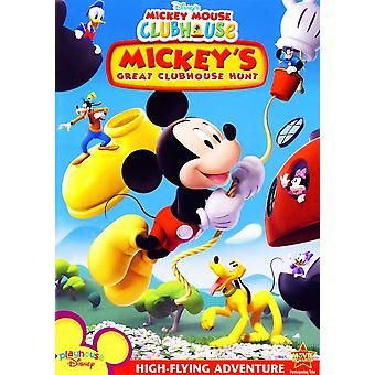 Mickeys Club gran caza Movie Poster Print (27 x 40)