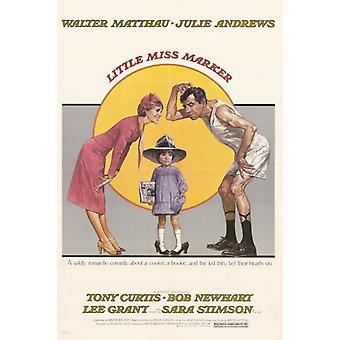Little Miss Marker Movie Poster (11 x 17)