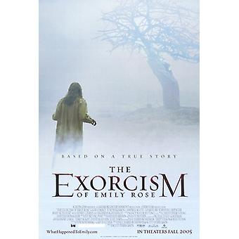 The Exorcism of Emily Rose Movie Poster (11 x 17)