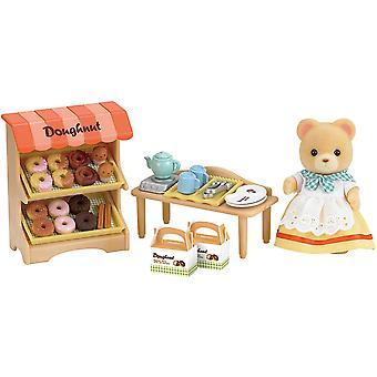 Sylvanian Familie Donut Shop Set