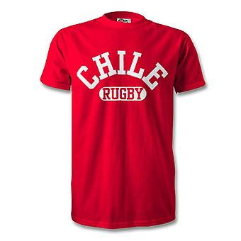 Chile Rugby Kids T-Shirt
