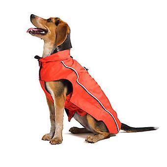 Dog Gone Smart Nano Breaker regnrock röd 12