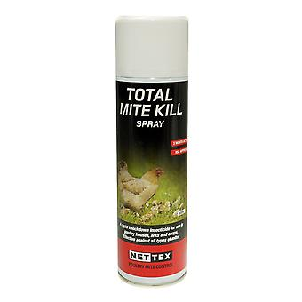Ácaro de las aves de corral net-tex matar Spray 500ml