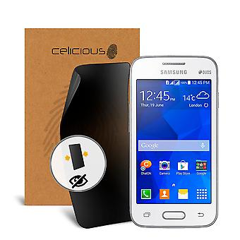 Celicious Privacy Samsung Galaxy Ace NXT 2-Way Visual Black Out Screen Protector