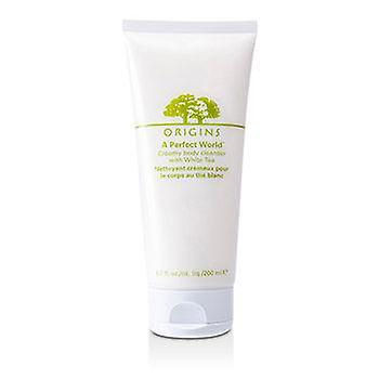 Origins A Perfect World Creamy Body Cleanser with White Tea - 200ml/6.7oz