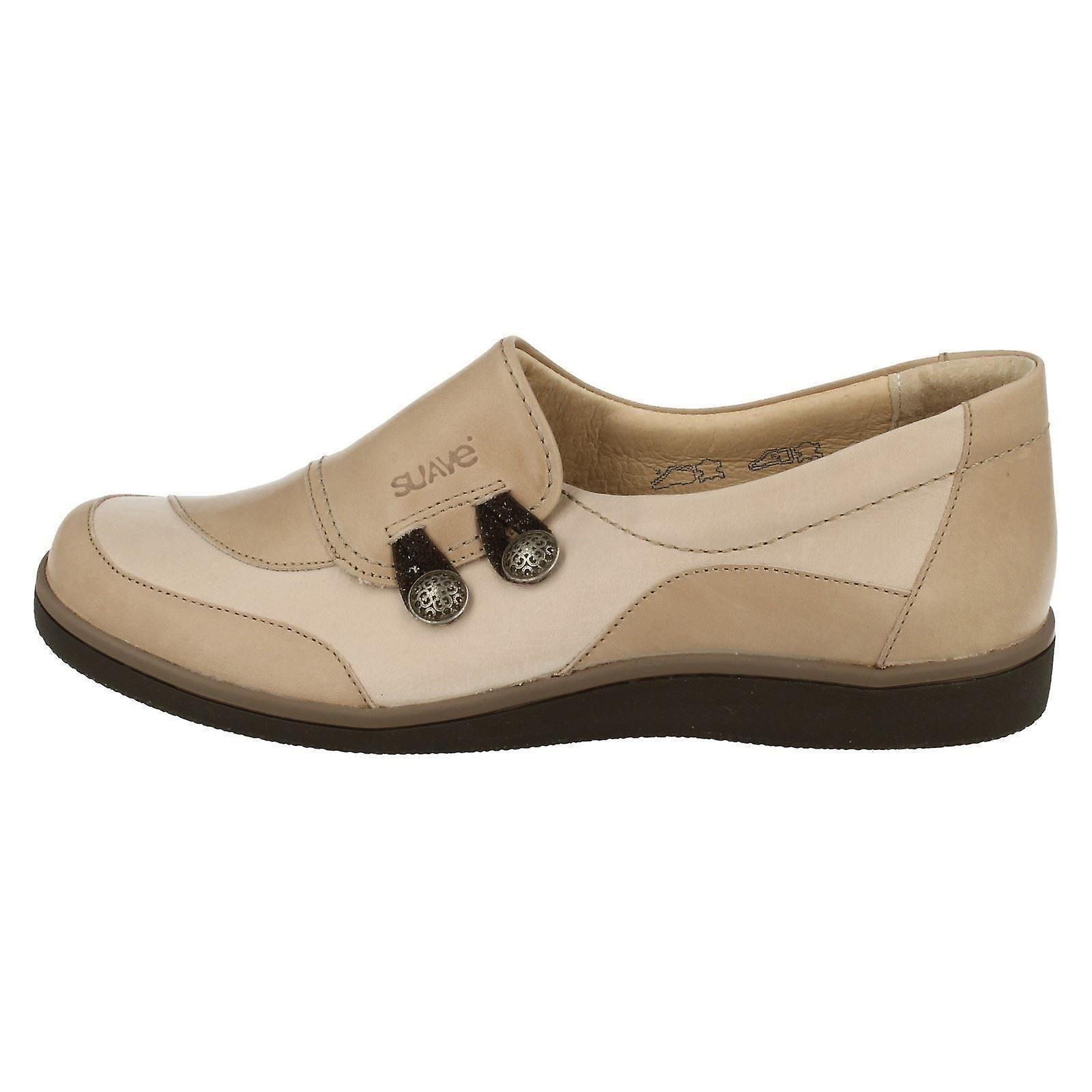 Ladies Suave Versatile Flat Shoes Lucy