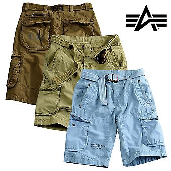 Borde de cortos Alpha industries