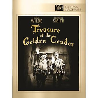 Treasure of the Golden Condor [DVD] USA import