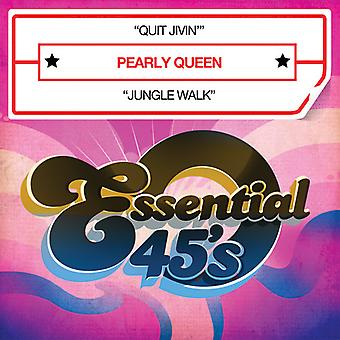 Pearly Queen - Quit Jivin' [CD] USA import