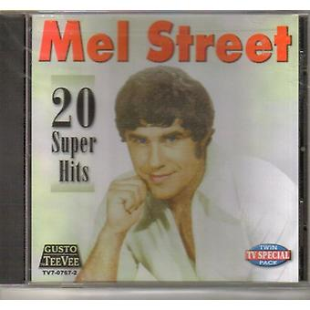 Mel Street - 20 Super Hits CD] USA importerer