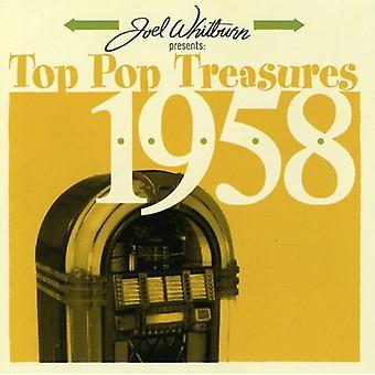 Joel Whitburn Presents: Top Pop Treasure - Joel Whitburn presenteert: Top Pop schat [CD] USA import