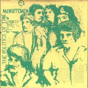 Minutemen - politik for tiden [CD] USA importerer