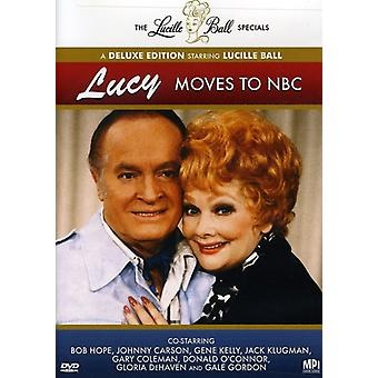 Lucille Ball - Lucille Ball Specials: Lucy Moves to NBC [DVD] USA import