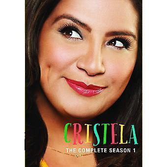 Cristela: Complete eerste seizoen [DVD] USA importeren