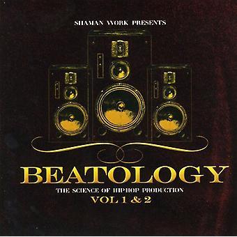 Shaman værker præsenterer - Shaman værker præsenterer: Vol. 1-2-Beatology [CD] USA import