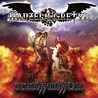 Hanzel Und Gretyl - Scheissmessiah! [CD] USA import